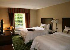 Hampton Inn & Suites Berkshires-Lenox Hotel, MA - Double Queen Room