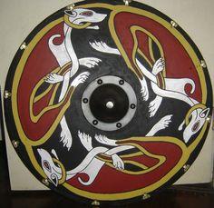 Saxon Shield by Edwulff