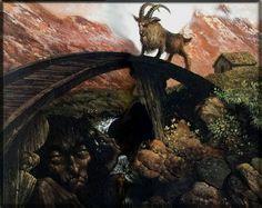 Norwegian Trolls Norway | famous Norwegian fairy tale about a troll ... | NORWAY; SWEDEN; DEN ...