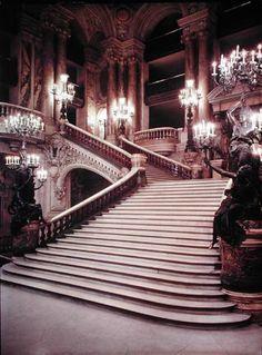 Titulo de la imágen Charles Garnier - The Grand Staircase of the Opera-Garnier