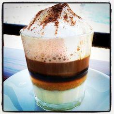 Barraquito, lekkere koffie