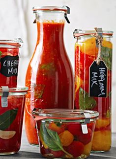 great step-be-step on canning in your own home http://rstyle.me/n/k338mr9te