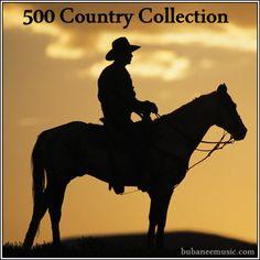 Bubanee Music: VA - 500 Song Country Music Collection [Bubanee]