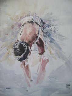 ARTFINDER: Ballerina 13 by Boyana Petkova - ballerina13