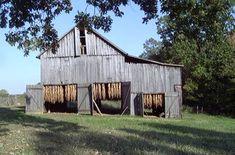 Kentucky Tobacco Barn