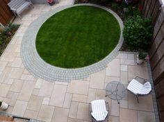 Garden Patio Redesign, Southampton, England