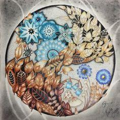 Johanna Basford | Picture by Sacha Braga | Colouring Gallery