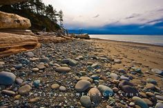 Dungeness Spit in Sequim, Wa.   Photo Credit - Phil Tauran   www.WashingtonStateDestinations.com