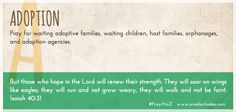 Pray A to Z, free printable #prayer cards and blog series of stories to go with each card.