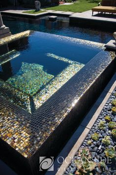 Top 60 Best Home Swimming Pool Tile Ideas - Backyard Oasis Designs Top 60 Best Home Swimming Pool Tile Ideas - Backyard Oasis Designs oasis ideas swimming pools