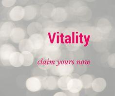 #Vitality