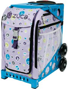 Zuca bag - What every ice princess needs to tote her skates to and from the rink!