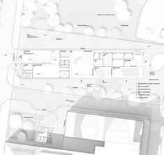 AOK . the Sara Hildén Art Museum . Tampere afasia (17) | a f a s i a Art Museum, Floor Plans, Diagram, Aphasia, Museum Of Art, Floor Plan Drawing, House Floor Plans
