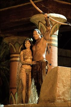Kelly Hu in the Scorpion King