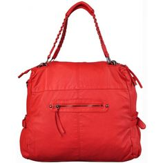 Annie Hall 22214-K Kırmızı Bayan Çanta - Housemax ~ Güvenilir alışverişin adresi