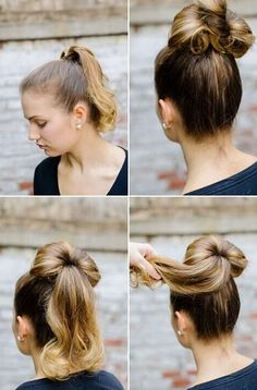 Madchen Bun Frisuren - Frisuren Tipps 2015