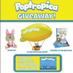 Poptropica Game expands with new Poptropica Book Mystery of the Map.  Fun interactive online game with adventure and a safe online environment. MysteryoftheMap Client