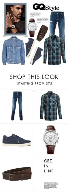 """""""Wardrobe Staples"""" by hastypudding ❤ liked on Polyvore featuring Dsquared2, Flylow, BOSS Hugo Boss, HUGO, Lipsy, Acne Studios, men's fashion, menswear, fashionset and AmiciMei"""