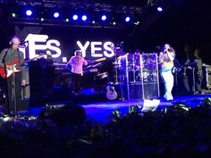 Review: Yes and Toto | Salt Lake Magazine