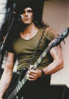 Peter Thomas Ratajczyk (Jan 4, 1962 – April 14, 2010), aka stage name Peter Steele:  lead singer, bassist,  composer for gothic metal band Type O Negative.  ~wikipwdia