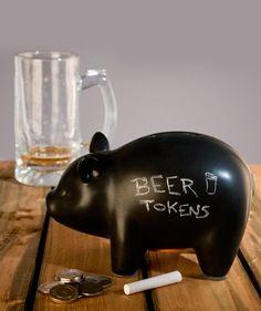 Capitalist Pig (Cerdo capitalista) - Alcancía + Tizas, $55.000 COP. Encuentra más regalos para dar en cualquier momento en https://www.giferent.com/regalos-porque-si