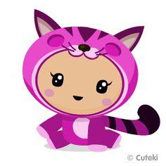 Cuteki kitty