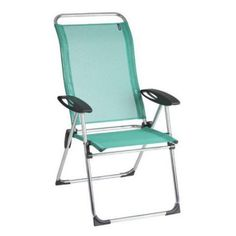 Outdoor Lafuma Cham'Elips Folding Lawn Chair