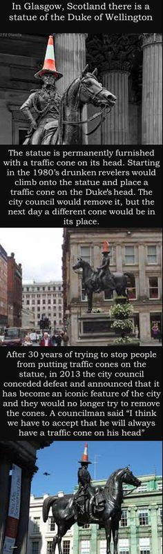 Vandalism Won In This City