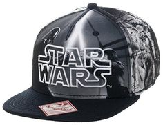 b86ebf8981b Luke   Vader Snapback. Men s HatsCaps HatsSnapback HatsHat SizesStar Wars  ...