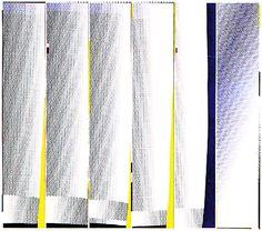 Roy Lichtenstein - Mirror Six Panels #3 (1971)