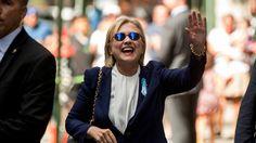 Trump beim Fernsehdoktor: Hillary Clinton veröffentlicht Gesundheitscheck