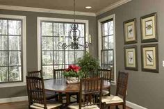 dining room colors?