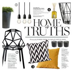 """home truths"" by gentillehome ❤ liked on Polyvore featuring interior, interiors, interior design, home, home decor, interior decorating, Ethan Allen, Dr. Vranjes and Polaroid"