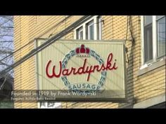 Vintage audio from a live commercial for Wardynski's Polish Sausage. Performed on WGR-TV's Pic-A-Polka television show in December 1963. Wardynski's has been a Buffalo, New York tradition since 1919. The Wardynski's smoked Polish sausage featured in this piece was purchase on Christmas Eve at Buffalo's Broadway Market. Historic & Hip...Forgotten...