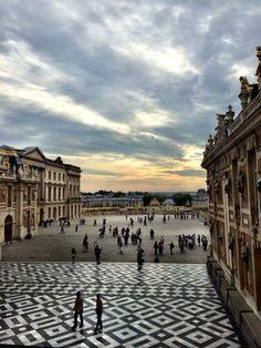 Versailles. Paris, France. September 2014.