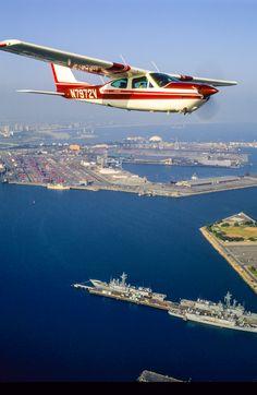 "Cardinal: Cessna's ""Airplane of the Cessna 210, Cessna Aircraft, Civil Aviation, Aviation Art, Light Sport Aircraft, Airplane Flying, Airplane Pilot, Plane And Pilot, Bush Plane"