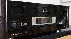 Pioneer LD-S2 Elite LaserDisc Player Pioneer Audio, Hifi Audio, Audio Equipment, Audiophile, Home Theater, Vinyl Records, How To Look Better, Technology, Supermodels
