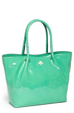 kate spade new york 'first prize - tolen' leather tote available at #Nordstrom