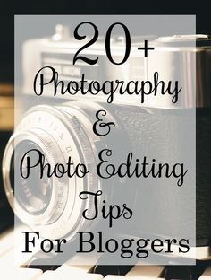 These tips for blog photography covers everything from getting free stock images, to taking the pictures and editing them!