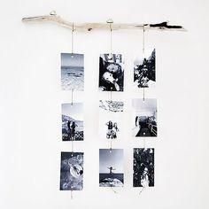 Con estas ideas, eso de colocar las fotos en marcos sobre la mesa ya es cosa del pasado. Ahora se lleva crear rincones con magia, encanto y mucho, mucho amor.