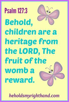 He  Holds My Right Hand: The Rewards of Parenting
