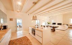 Greek island house style