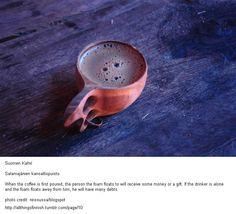 Soumen kahvi = Finnish coffee