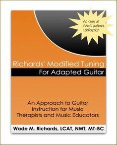 Adaptive guitar/ music therapy, very helpful! #WestMusic #InspireMyClass