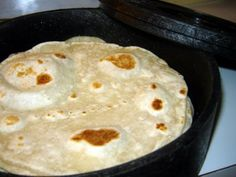 Barefoot and Baking: Chicken Tacos with Homemade Tortillas wheat flour recipe Recipes With Flour Tortillas, Homemade Flour Tortillas, Flour Tortilla Recipe With Crisco, Def Not, Good Food, Yummy Food, Chicken Tacos, It Goes On, Mexican Food Recipes