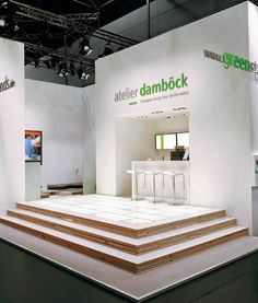 """Generally speaking, tossing last year's trash upon the exterior of an exhibit is a major faux pas. But for German design firm Atelier Damboeck Messebau GmbH, making glamour out of garbage at EuroShop 2011 fell right in line with the company's """"greenstands"""" initiative, which focuses on creating eco-friendly exhibits while striving for a carbon-neutral trade show presence.       So to call attention to its new Green efforts, the company scooped up some of the scraps and unused items from..."""
