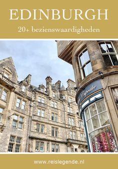 20+ Edinburgh bezienswaardigheden die je niet mag missen - Reislegende Edinburgh Castle, Outlander, Louvre, Europe, Travel, Inspiration, Acropolis, Legends, Biblical Inspiration