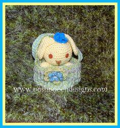 Posh Pooch Designs Dog Clothes: Chunky Basket Free Crochet Pattern | Posh Pooch Designs