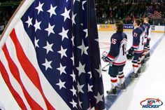 """USA Hockey on Twitter 20150525: """"Today we honor and thank all those who have served and continue to serve our country."""" #MemorialDay http://twitter.com/usahockey/status/602897482973126658"""