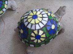 SO CUTE!  Mosaic Turtle